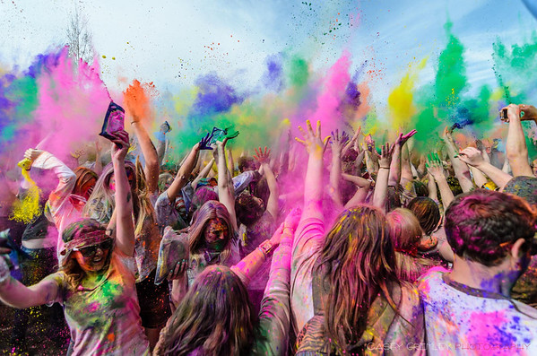 Festival of Colors 2014