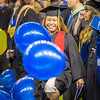 """Jenevie Star Burgess navigates the balloons which fall at the conclusion of UAF's 2014 commencement ceremony.  <div class=""""ss-paypal-button"""">Filename: GRA-14-4186-1283.jpg</div><div class=""""ss-paypal-button-end"""" style=""""""""></div>"""