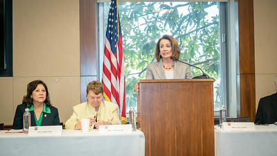 LA County Briefing on ACA with Rep. Nancy Pelosi
