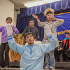 """Timothy Nick, 2012 student of the year at UAF's Bristol Bay Campus, leads a group of Native singers and dancers during their commencement ceremony in Dillingham.  <div class=""""ss-paypal-button"""">Filename: GRA-12-3391-228.jpg</div><div class=""""ss-paypal-button-end"""" style=""""""""></div>"""