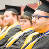 "2016 Honors Program graduates attend a separate commencement ceremony at Schaible Auditorium.  <div class=""ss-paypal-button"">Filename: GRA-16-4893-278.jpg</div><div class=""ss-paypal-button-end""></div>"