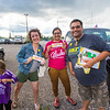 "UAF alums Brenda Riley, left, Charu Uppal and Mike Campbell get ready to enjoy the annual UAF Alumni Night with the Alaska Goldpanners at Growden Field on July 22.  <div class=""ss-paypal-button"">Filename: DEV-15-4583-15.jpg</div><div class=""ss-paypal-button-end""></div>"