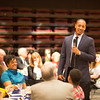 "Class speaker Joseph Slocum speaks to the 2016 Gold Banquet guests in the UA Museum of the North auditorium.  <div class=""ss-paypal-button"">Filename: GRA-16-4894-270.jpg</div><div class=""ss-paypal-button-end""></div>"