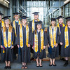 "UAF Honors Program graduates pose for a portrait after their 2016 commencement ceremony at Schaible Auditorium on the Fairbanks campus.  <div class=""ss-paypal-button"">Filename: GRA-16-4893-356.jpg</div><div class=""ss-paypal-button-end""></div>"