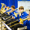 "The UAF Brass Choir performs several music ensembles for the audience before during the 2014 Commencement Ceremonies Sunday May 11, 2014, at the Carlson Center.  <div class=""ss-paypal-button"">Filename: GRA-14-4187-51.jpg</div><div class=""ss-paypal-button-end""></div>"