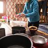 Yurt Chores