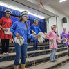 """Members of a local high school Native dance ensemble perform during the 2012 commencement ceremony for UAF's Bristol Bay Campus in Dillingham.  <div class=""""ss-paypal-button"""">Filename: GRA-12-3391-176.jpg</div><div class=""""ss-paypal-button-end"""" style=""""""""></div>"""