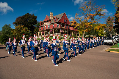 Bayfield High School Band - Apple Festival