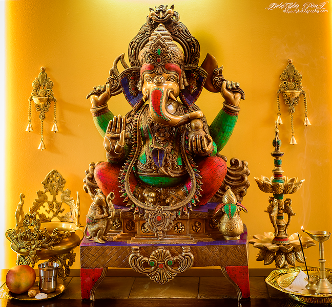 Ganapati Bappa Moriya .... Ganesh Chaturthi 2020