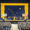 """Aaron Schutt, president and CEO of Doyon Limited, was the keynote speaker of the Commencement 2016 ceremony Sunday, May 8, at the Carlson Center.  <div class=""""ss-paypal-button"""">Filename: GRA-16-4896-453.jpg</div><div class=""""ss-paypal-button-end""""></div>"""