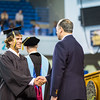 "Adam McComb received a bachelor of science degree in geoscience degree during the 2016 commencement ceremony at the Carlson Center.  <div class=""ss-paypal-button"">Filename: GRA-16-4896-980.jpg</div><div class=""ss-paypal-button-end""></div>"