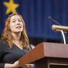 """Class of 2013 graduate Rebecca File performed the Alaska Flag Song.  <div class=""""ss-paypal-button"""">Filename: GRA-13-3827-0953.jpg</div><div class=""""ss-paypal-button-end"""" style=""""""""></div>"""