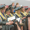 "Graduates from UAF's Honors Program listen to one of the speakers at their commencement ceremony May 10 in Schaible Hall on the Fairbanks campus.  <div class=""ss-paypal-button"">Filename: GRA-14-4183-180.jpg</div><div class=""ss-paypal-button-end"" style=""""></div>"