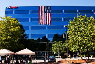1 Copley Parkway Morrisville NC - 9/11 Memorial