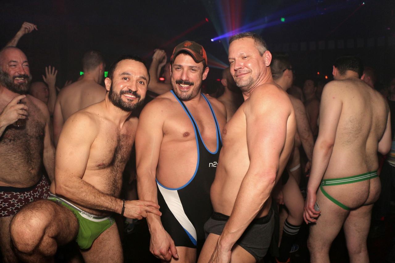 2014-01-25 Bearracuda Underwear Party @ Beatbox 153