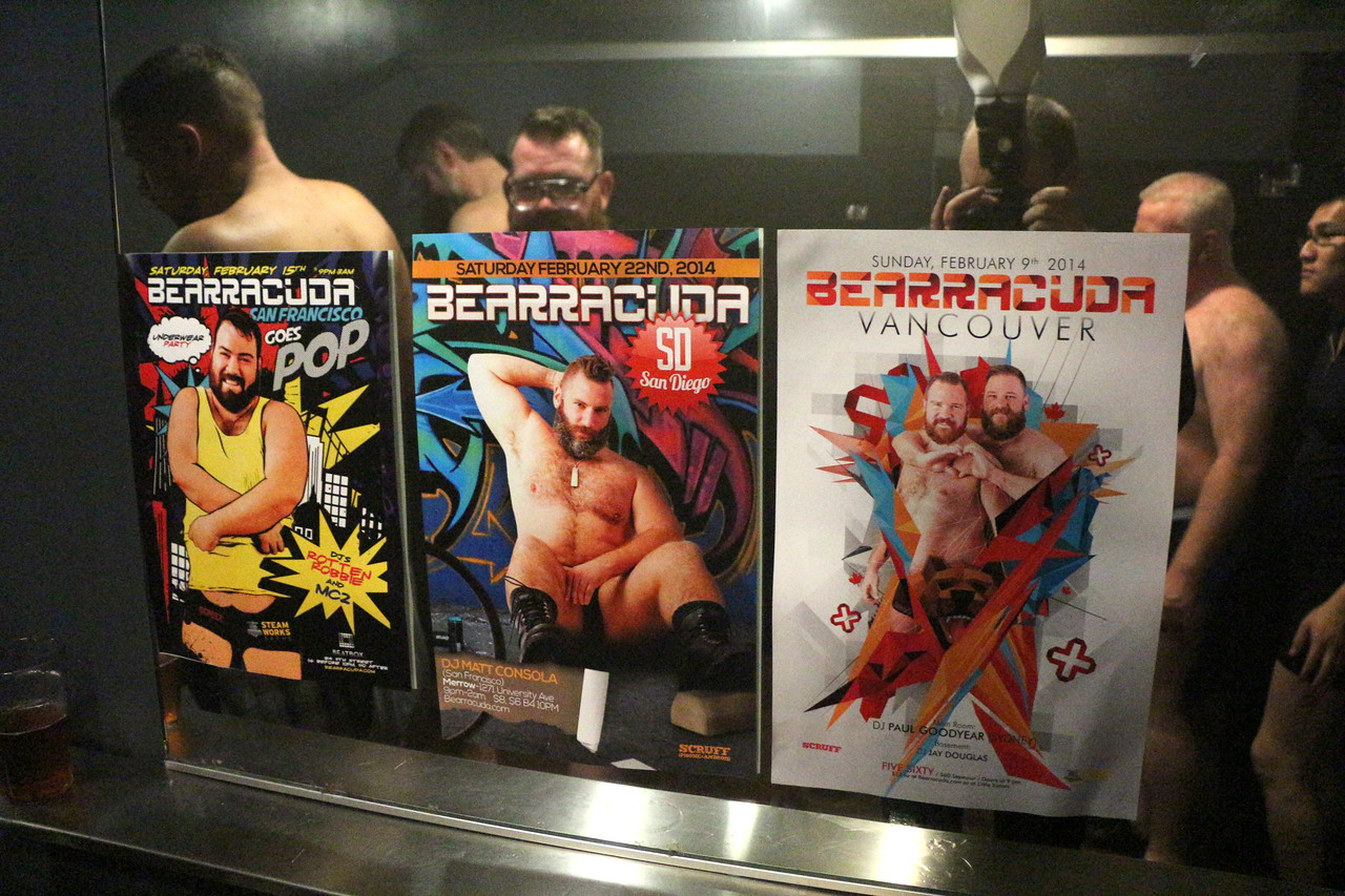 2014-01-25 Bearracuda Underwear Party @ Beatbox 049
