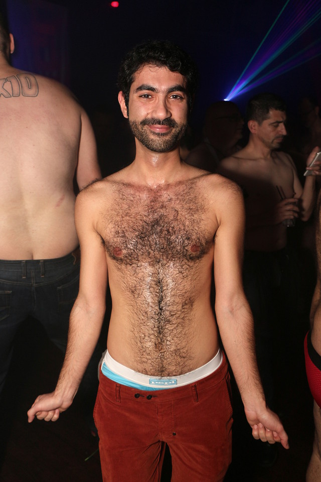 2014-01-25 Bearracuda Underwear Party @ Beatbox 122