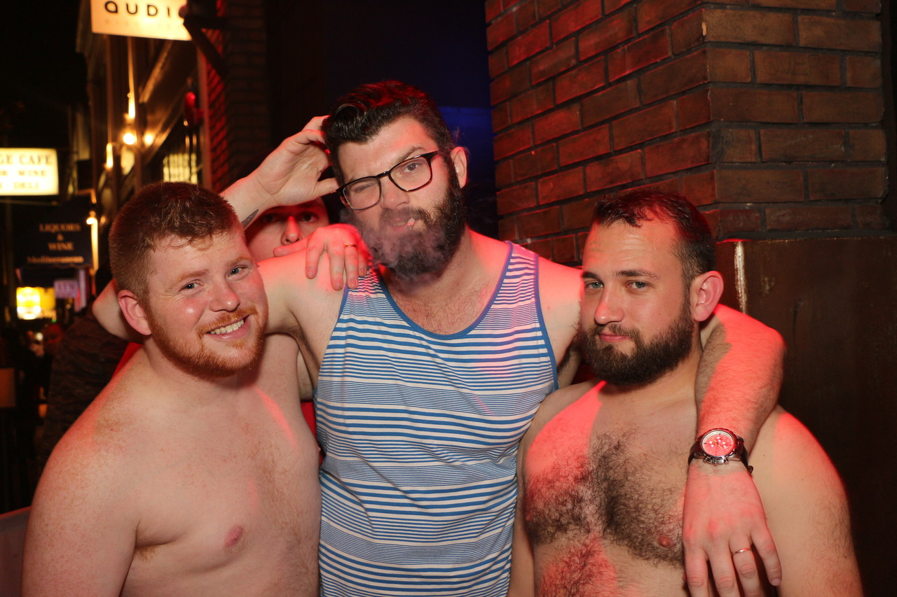 2014-01-25 Bearracuda Underwear Party @ Beatbox 213