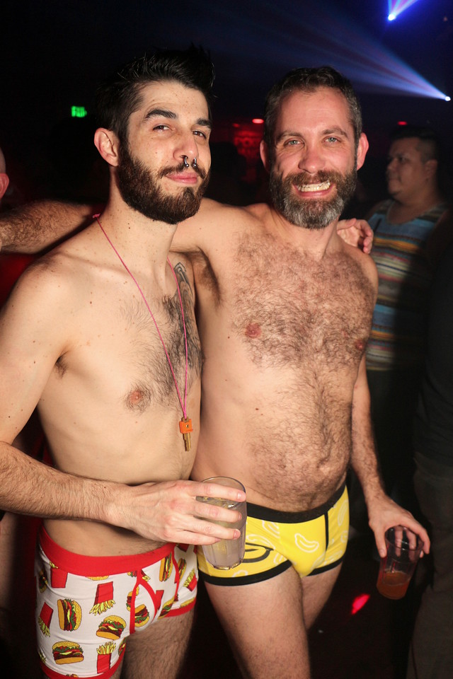2014-01-25 Bearracuda Underwear Party @ Beatbox 174
