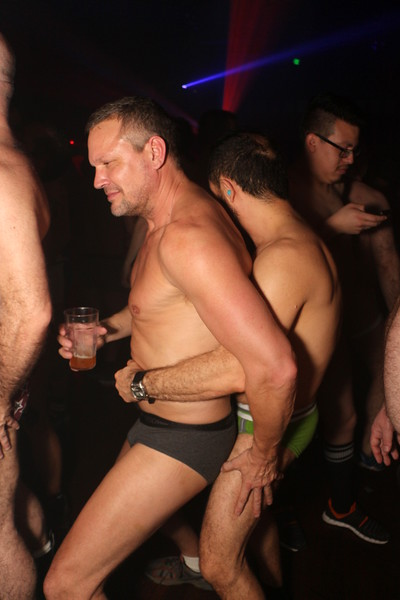 2014-01-25 Bearracuda Underwear Party @ Beatbox 157