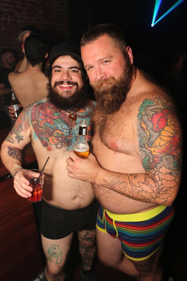 2014-01-25 Bearracuda Underwear Party @ Beatbox 188