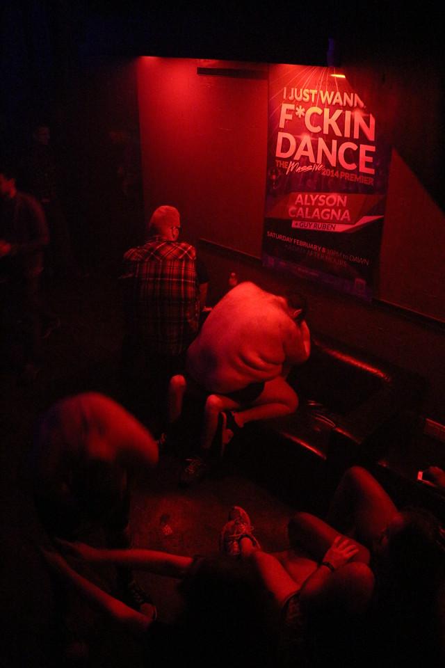 2014-01-25 Bearracuda Underwear Party @ Beatbox 205