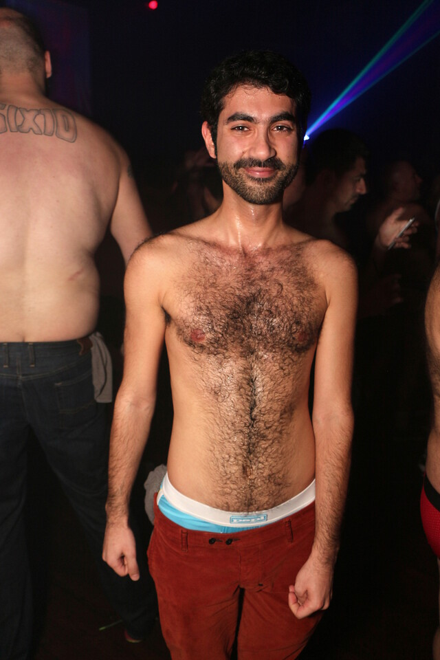 2014-01-25 Bearracuda Underwear Party @ Beatbox 123