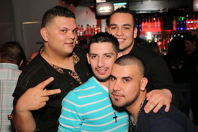 2014-02-20 Pan Dulce @ The Cafe 109