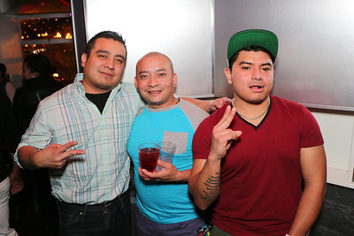 2014-02-20 Pan Dulce @ The Cafe 123