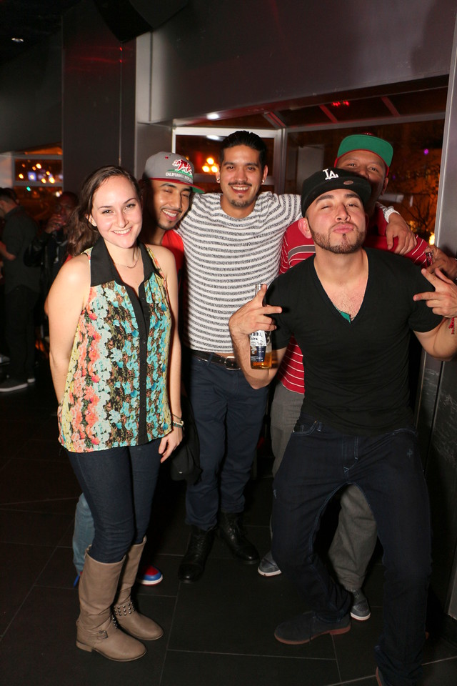 2014-02-20 Pan Dulce @ The Cafe 097