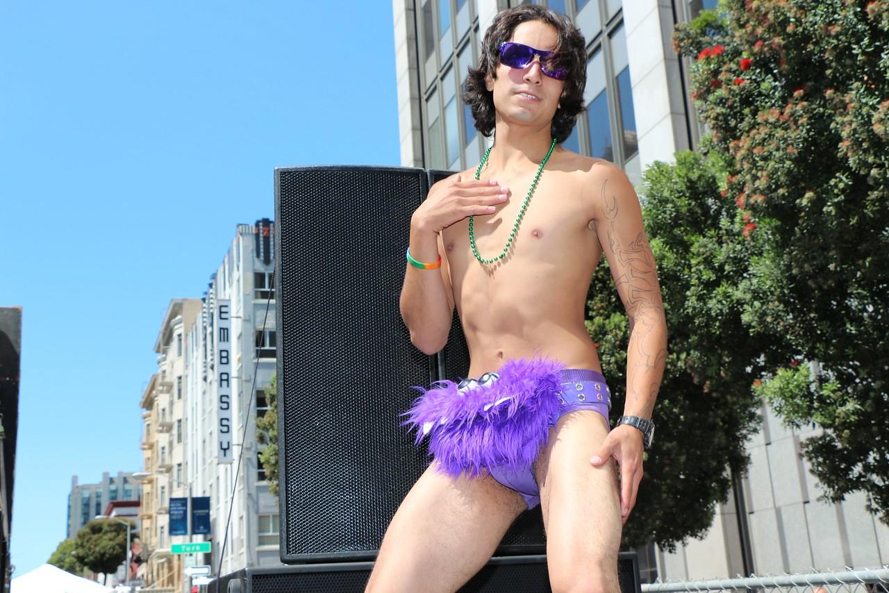 6-30-13 SF Pride Celebration Festival 632