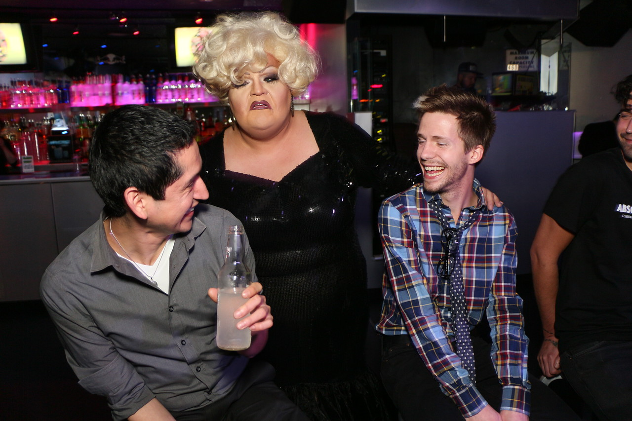 2014-02-10 Drag Mondays @ The Cafe 861