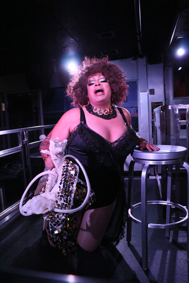 2014-02-10 Drag Mondays @ The Cafe 1003