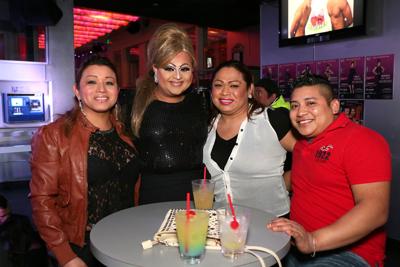 2014-02-10 Drag Mondays @ The Cafe 357