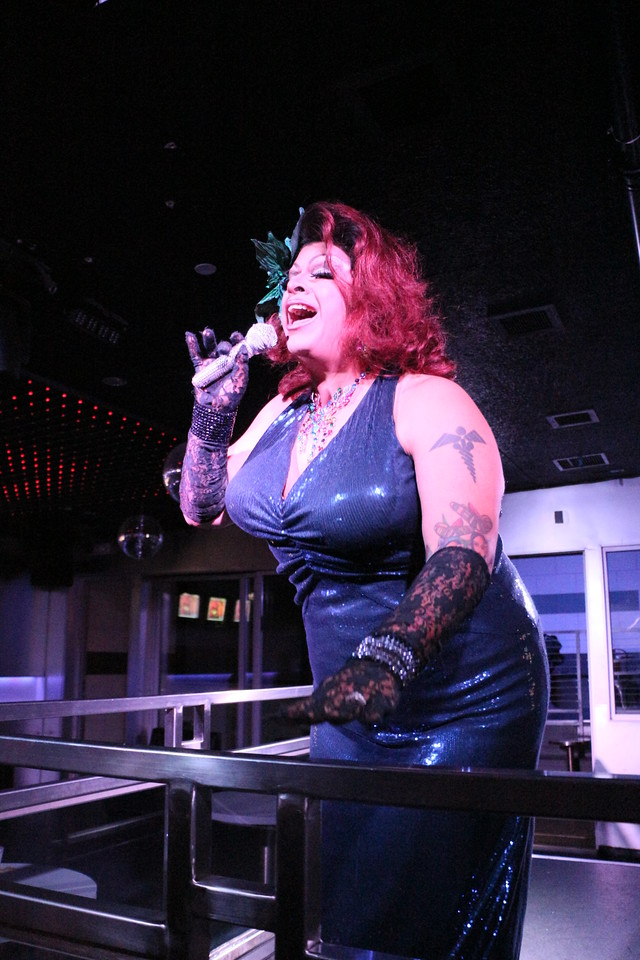 2014-02-10 Drag Mondays @ The Cafe 559