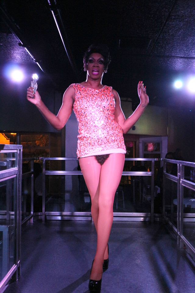 2014-02-10 Drag Mondays @ The Cafe 1207