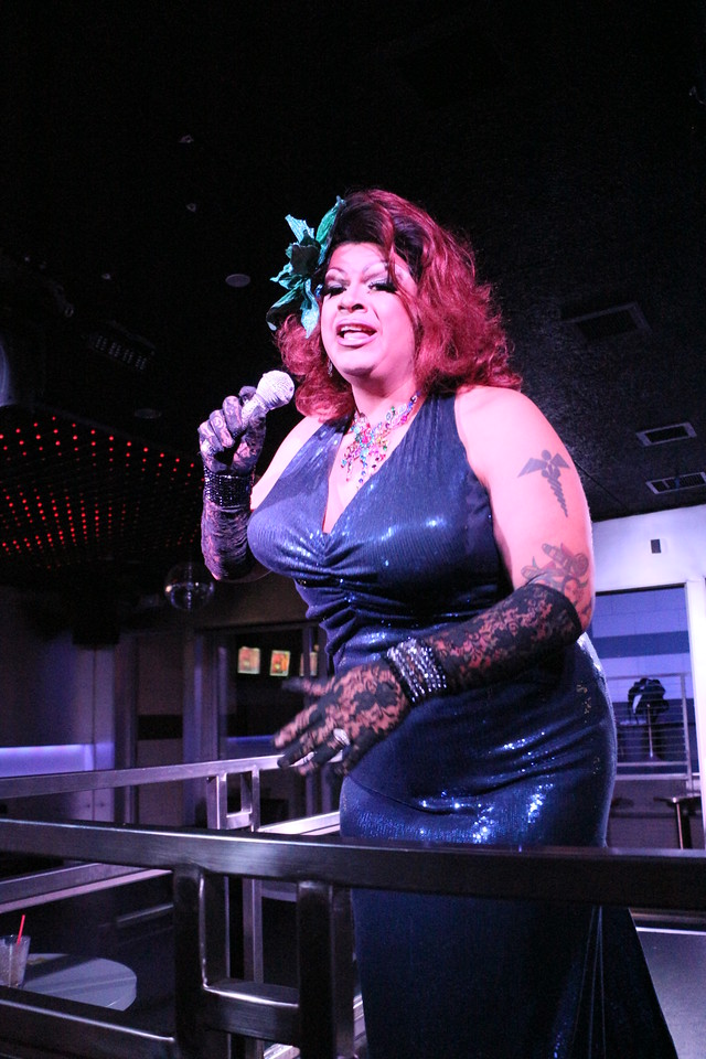 2014-02-10 Drag Mondays @ The Cafe 561