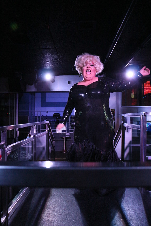 2014-02-10 Drag Mondays @ The Cafe 904