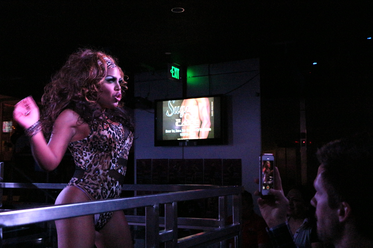 2014-02-10 Drag Mondays @ The Cafe 1266