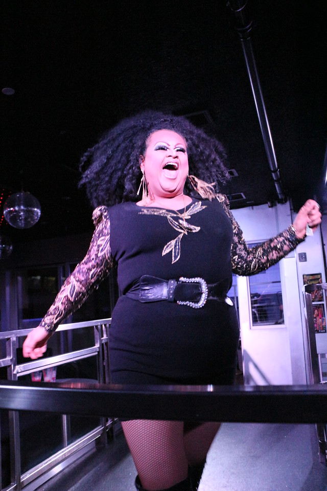 2014-02-10 Drag Mondays @ The Cafe 785