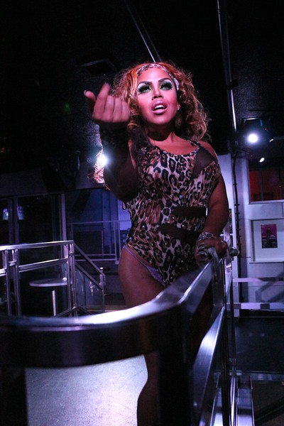 2014-02-10 Drag Mondays @ The Cafe 1301
