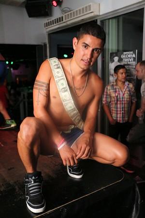 Pan Dulce's LA Stripper Invasion @ The Cafe 6-13-13