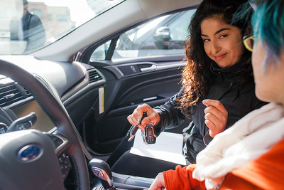 "Electric Car ""Ride & Drive"" event in Petaluma"