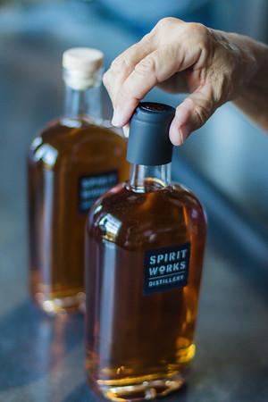 Spirit Works 1st Whiskey