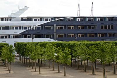 Sunborn at Royal Victoria Dock - IMG_4965