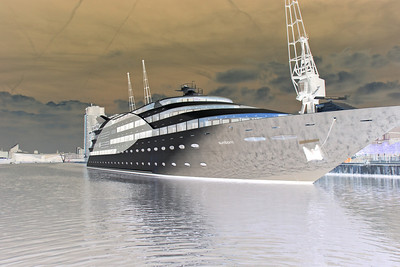 Sunborn at Royal Victoria Dock - IMG_4823X