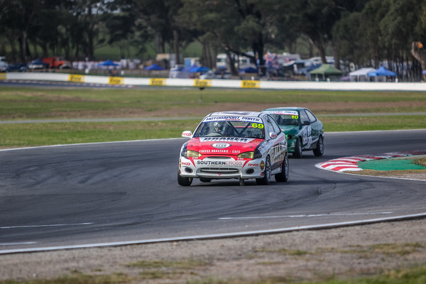 Excel Series Racing - Winton SuperSprint
