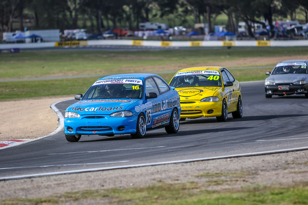 Excel Series Racing - Winton SuperSprint