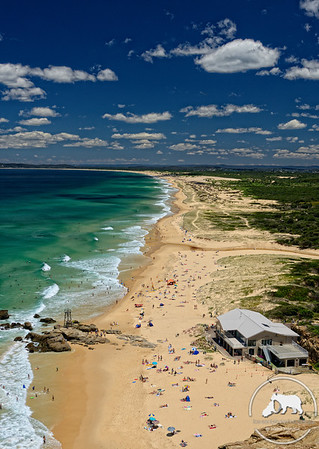 Take Me to the Beach - Redhead Beach Wonder, no better place to be on a Sunday
