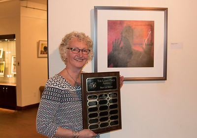 """Best in Show """"Veiled Shadow""""  Christine Gibson"""